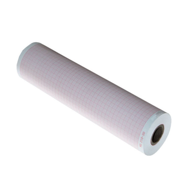 2018 new design 12 channels ecg paper rolls for hospital