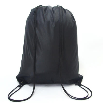 Promotional Small Nylon Laundry Dry Bag with Shoulder Strap and Locking Drawstring Backpack
