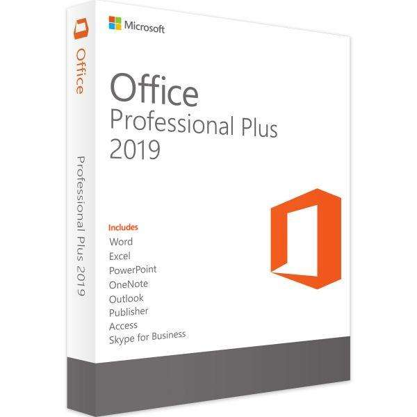 Lowest Price Microsoft Office products office 2019 pro plus key only