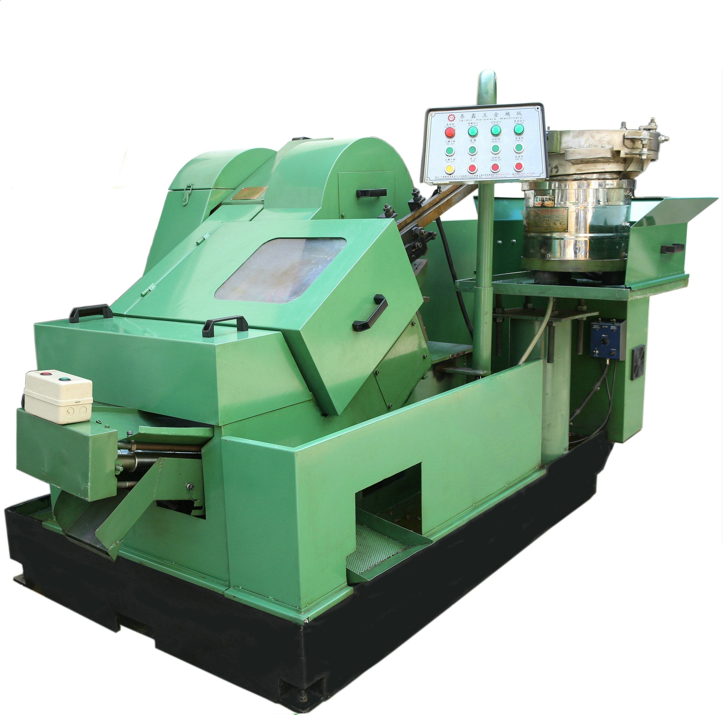 Hot sale TX-3/16B Screw Thread Rolling Machine