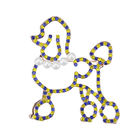 Fashion New Pearl Rhinestone Poodle Brooches for Women Cute Animal Shape Puppy Dog Brooch Boutonniere
