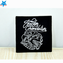 China wholesale custom custom embroidery patches bjj gi