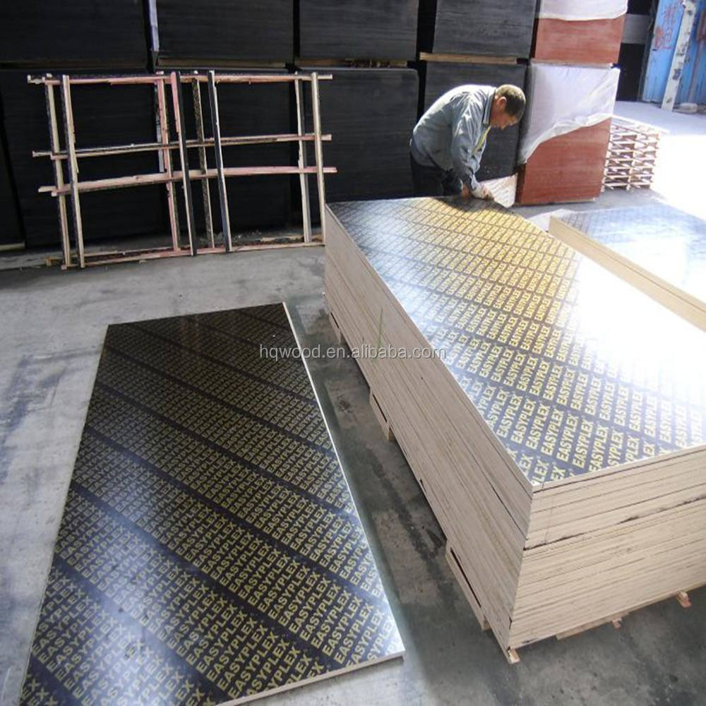 18mm Construction Plywood ,18mm Film Faced Plywood ,18mm Building Template