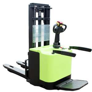 2 ton Electric Stacker Small Electric Forklift Trucks with Cheapest Price