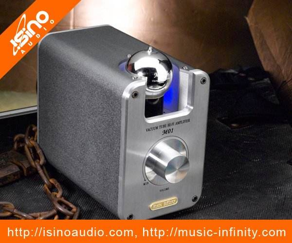 Amplifier Tube Vacuum Mini M01A Musik Infinity