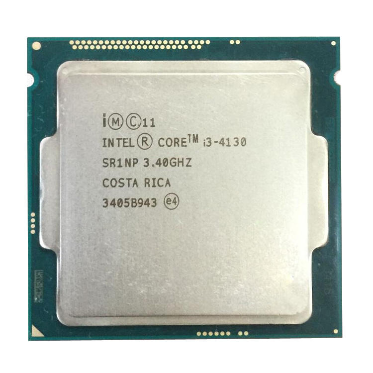 Intel Core Processor I3 4160 I3-4160 CPU LGA1150 22 Nanometers Dual-Core 100/% Working Properly Desktop Processor