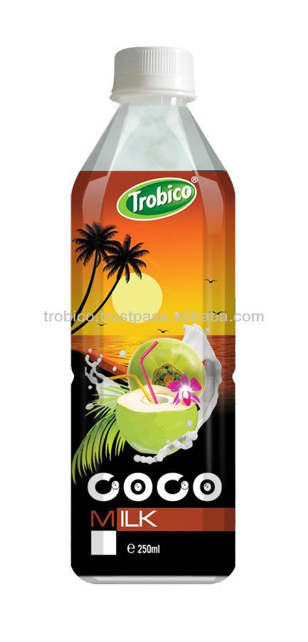 чисто 500ml бутылки кокосовое молоко