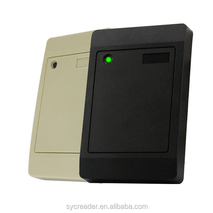 Cheap price RFID LF 125khz weigand 26 bits card reader for door access control
