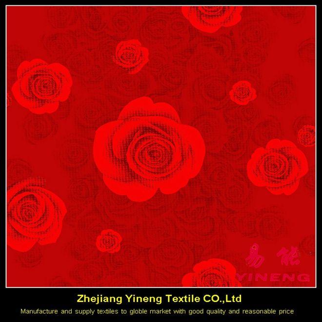 China al por mayor barato pigmento impreso 100% poliéster cepillado sábana a cuadros tela muebles a perú