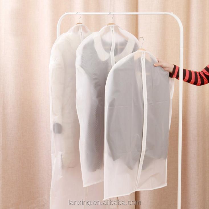 New Colorful Pratica Copertura del Vestito Garment Hanger Bagagli <span class=keywords><strong>Protector</strong></span> Viaggio