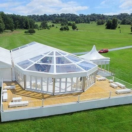 Indian Style Giant Party Tents with Heavy Duty Materials