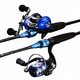 Hot selling product carbon cloth freshwater fishing rods