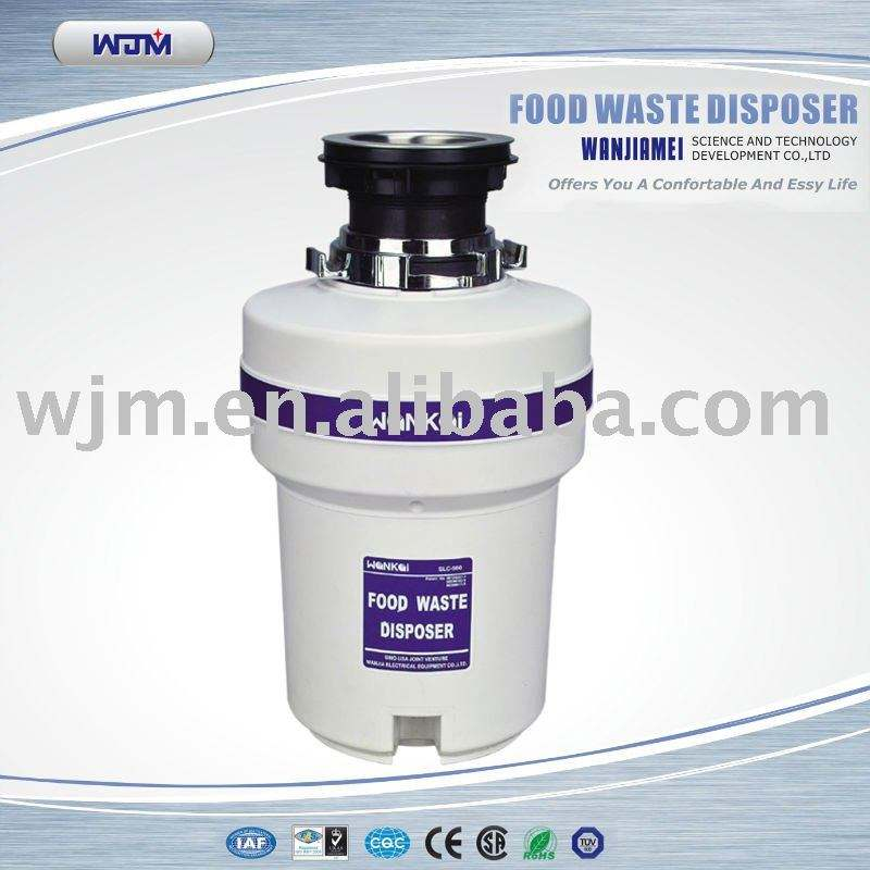 Easy mount system garbage disposal with CE certified