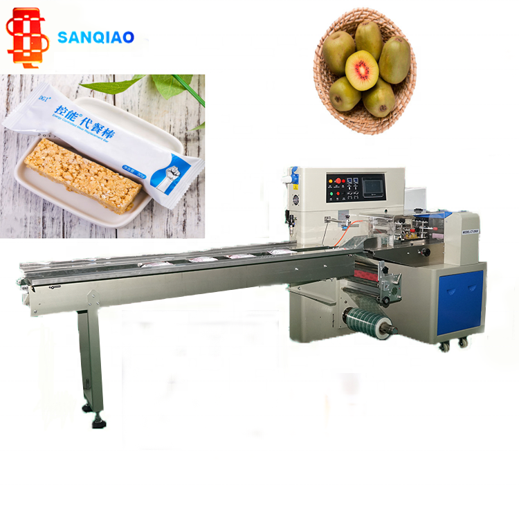Ice Lollipop Small Sugar Bubble Gum Packing Machine