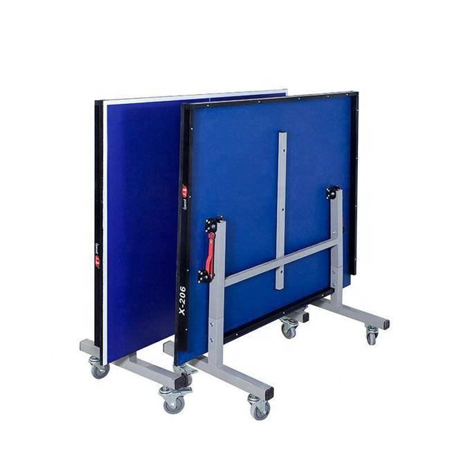 Wholesale outdoor movable table tennis board indoor folding table tennis table