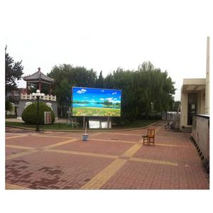 2018 New Outdoor Advertising LED Video Display p10 led module