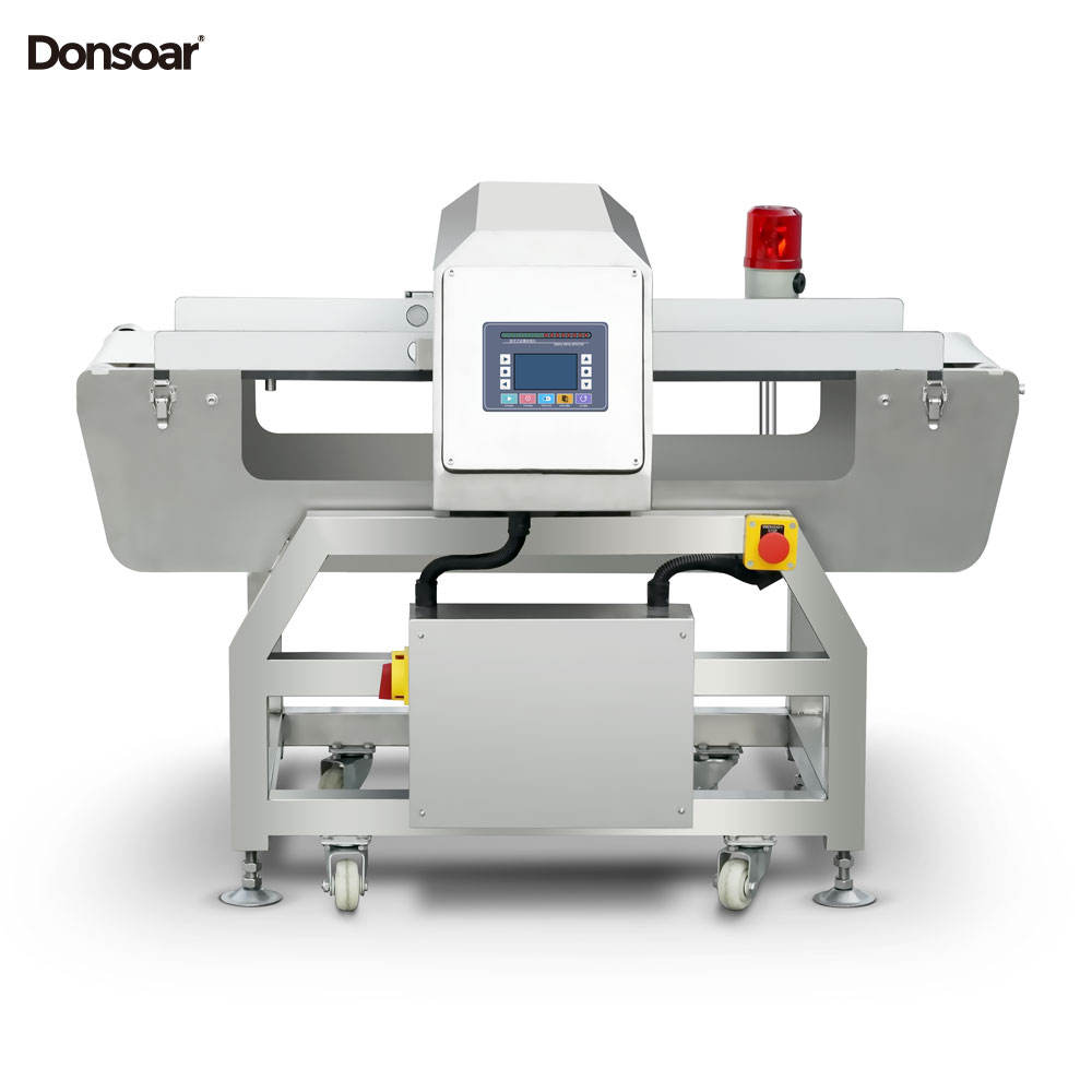 Conveyor belt metal detector for food industry OMD-D-4010N