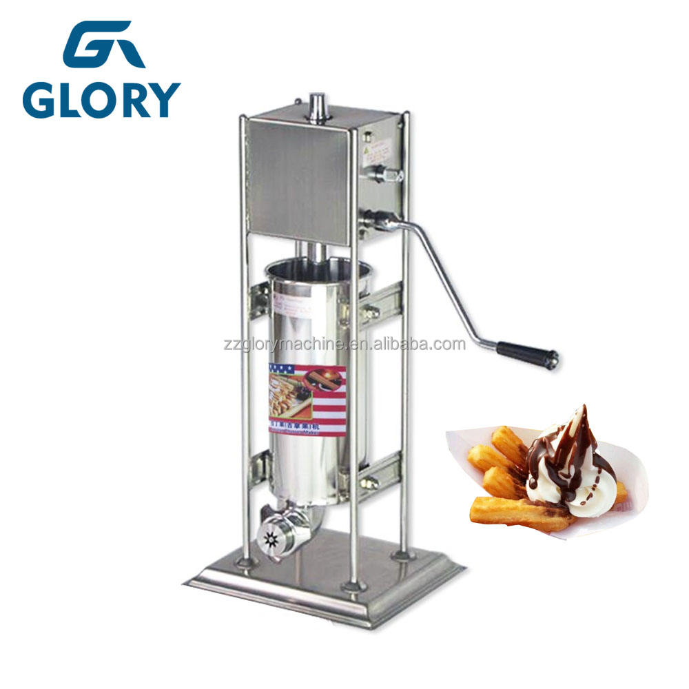 China Factory direct koop Multifunctionele Spaanse Churro Making Machine/Spanje Churro Machine voor verkoop