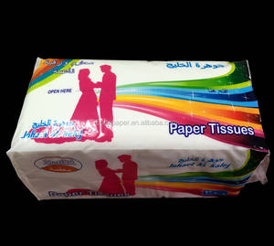 2ply 300sheets face paper tissues