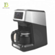 2020 Latest Design Glass Jar 4 cups Grinder powder applicable electric Drip Coffee Maker with Grinder Function