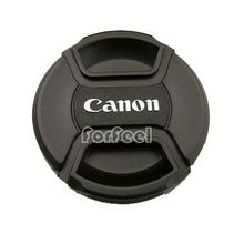 High quality camera with word lens cap