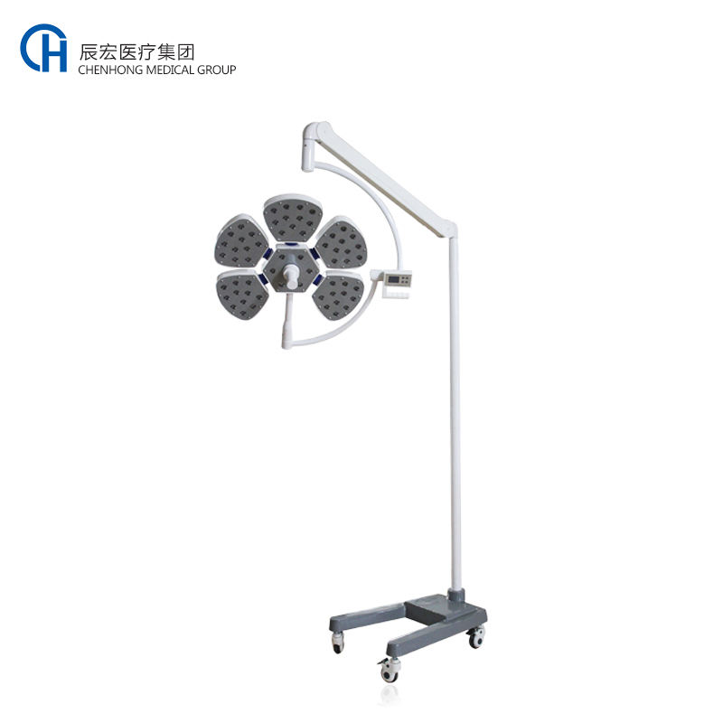 Medical Equipment LED Mobile Shadowless Operation Theatre Lights lamps