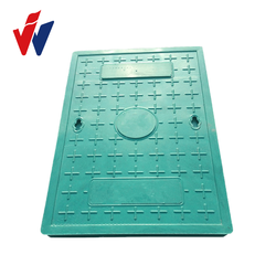 Wholesale price composite manhole cover size 300x300mm outdoor