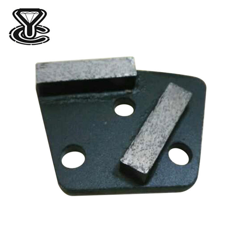 Ex-factory price high quality concrete rectangular diamond grinding disc