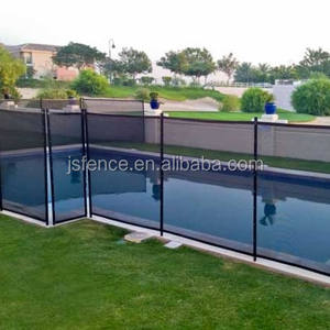 Cheap High Quality Woven Vinyl Pool Fence