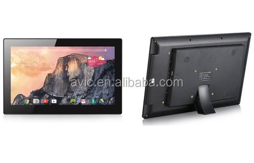 Alta qualidade da tela grande 8 gb RK3288 android 5.0/6.0 industrial robusto tablet android pc