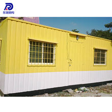Good Fire Resistance Property Expandable Flat Pack Container House