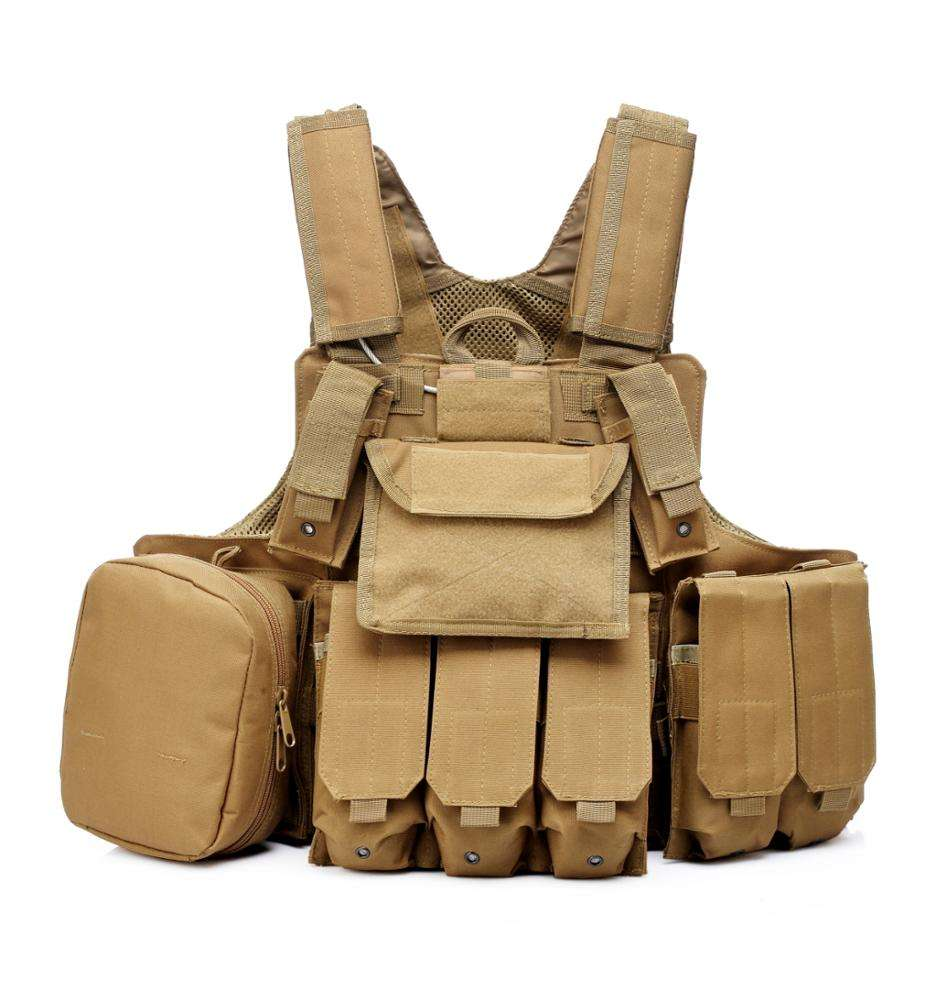 Manufacturer combat assault paintball airsoft molle plate carrier military tactical gears