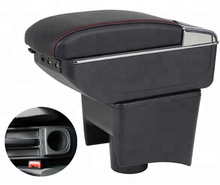 Car Center Console Armrest Storage Box for Volkswagen VW Polo Sedan 2002 ~ 2010