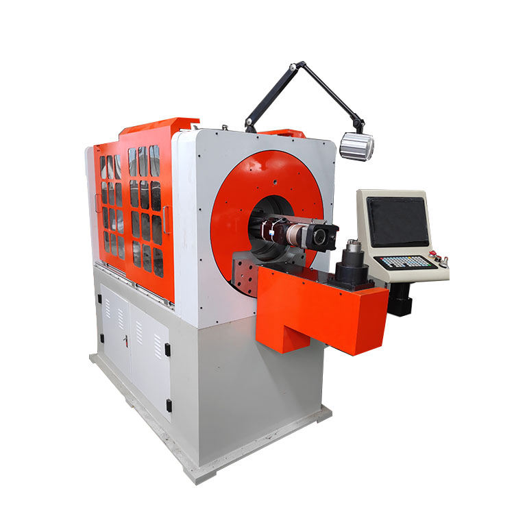YinFeng Brand CNC-580 3d cnc wire stirrup bending machine