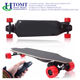 2017 latest cheap price 4 wheel hover board boosted electric skateboard for adult