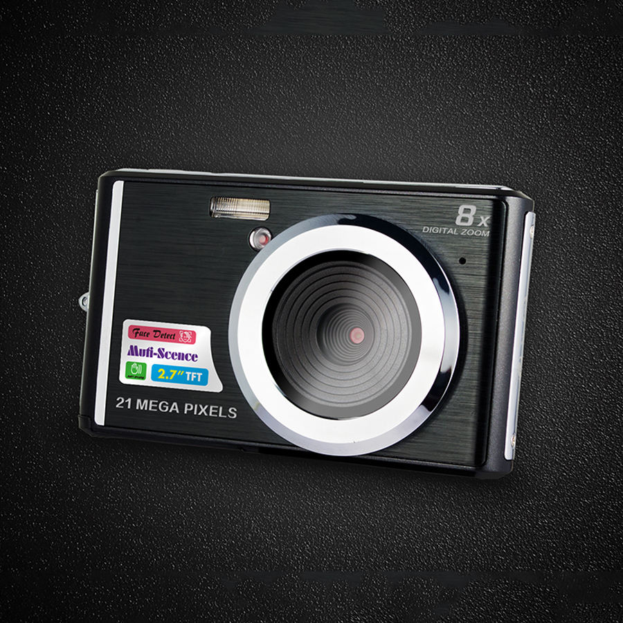 professional digital camera ultra thin photo camera with 21 mega pixels made in Shenzhen