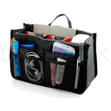 Lady Travel Insert Handbag Organiser Purse Large Liner Organizer Tidy Bag,Travel Organizer Makeup Bag