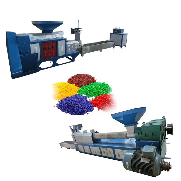 PP PE Wast plastic bags plastic films crusher washing line plastic recycling machine