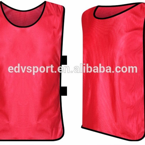 Customize soccer & football training vest bibs