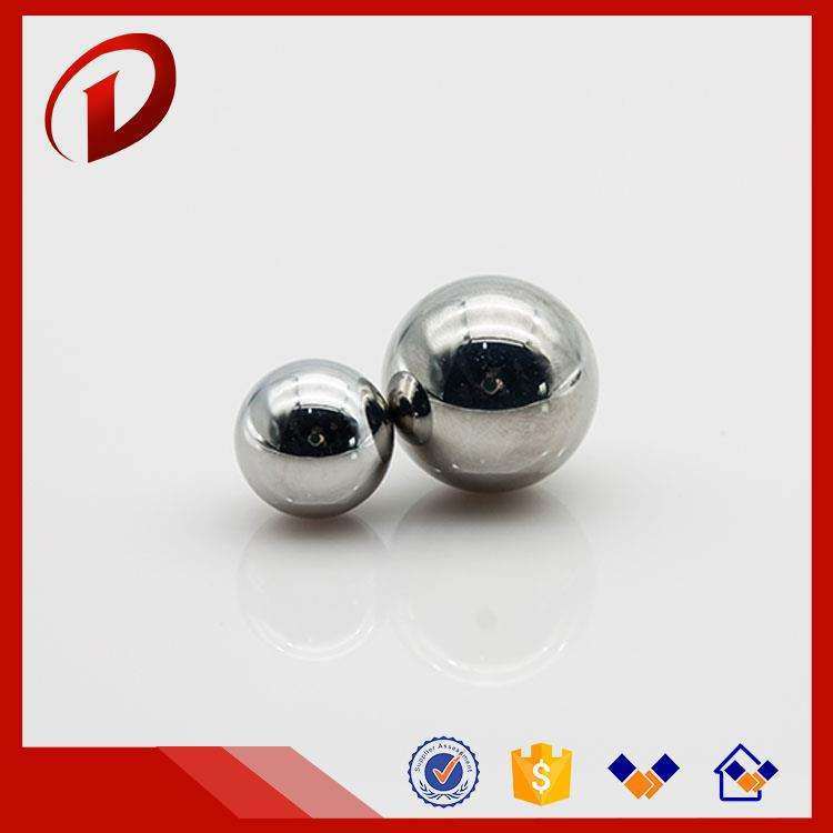 Wholesale High precision marine ball flat 100Cr6 chrome steel ball 16mm G10 with Excellent service