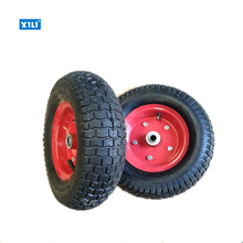 Rubber pneumatic wheelbarrow tire 4.00-6