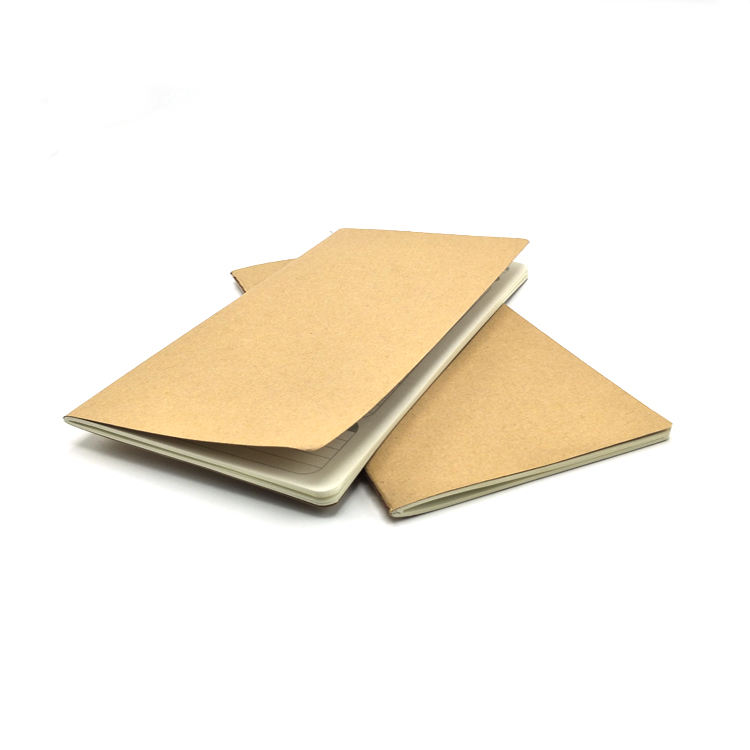Travel Journal Eco Friendly Dotted a5 a6 Kraft Cover Notebook