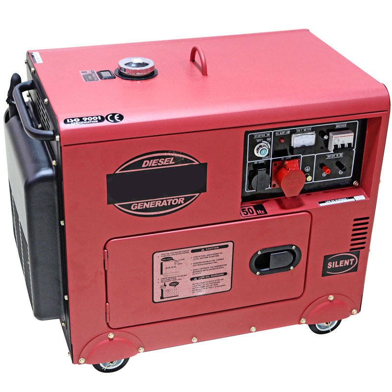 Factory cheap price high efficiency 15kva generator 3 phase portable diesel generator