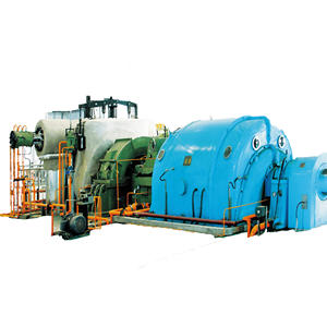 2MW~50MW Qualified back pressure and condensing steam turbine