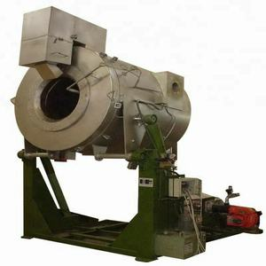 Hot Sale 300kg,500Kg, 650kg 800kg ,1000kg Gas Fired Aluminum Scrap Melting Furnace