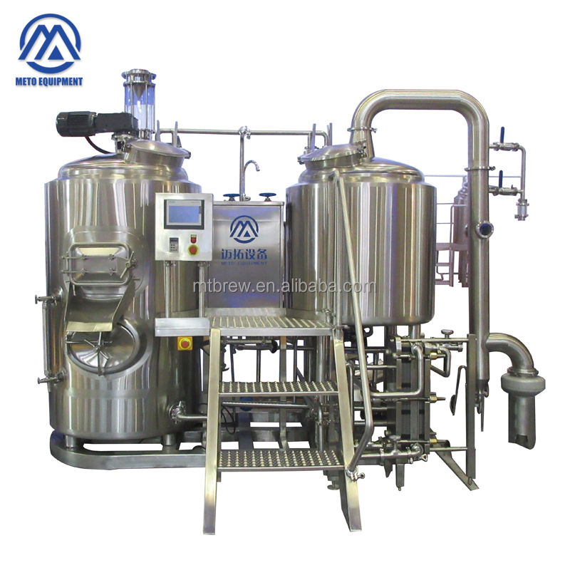 3hl mini, small beer brewing, brewery equipment