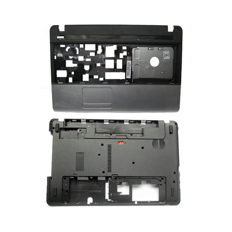 Laptop shell für Acer E1-571 E1-531 E1-521 Bottom Basis Fall & Palmrest Fall Abdeckung