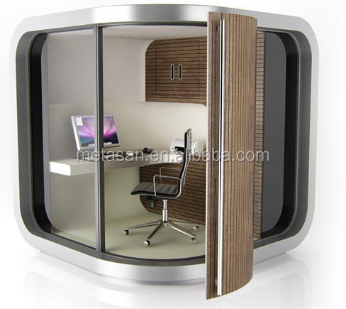 Newest Style Customized Garden Home Office Shed Office POD