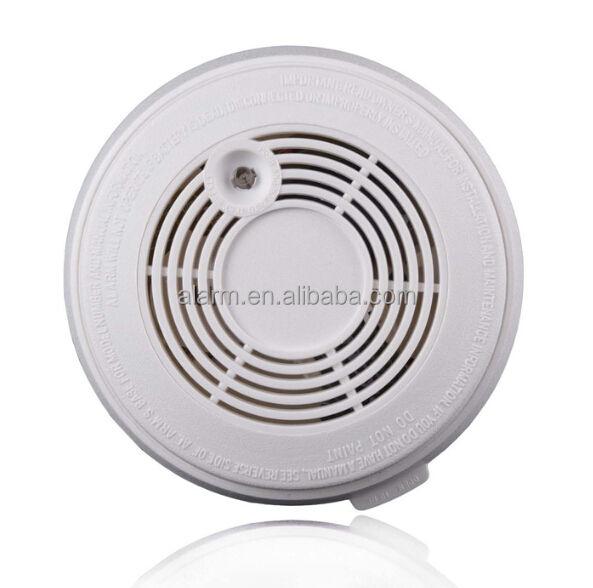 GSM детектор дыма сигнализация, чтобы звонить и отправлять sms