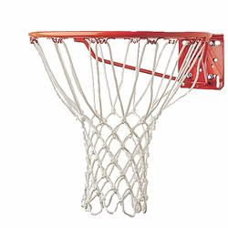 Customized Heavy Duty Professional PP Basketball Net with 12hoops 7knots